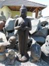 025 Buddha stojící-odlitek