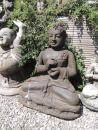 033 Buddha sedící 55 cm