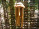 36 Bambusová zvonkohra 40 cm