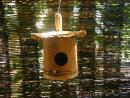 37 Ptačí budka bambus
